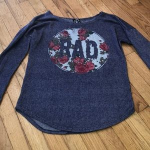 """RAD"" long sleeve"